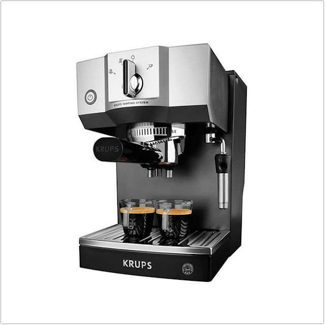 Krups XP 5620 Coffee Maker;Coffee Maker With Built In Grinder;