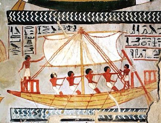Ancient Egyptian Merchants
