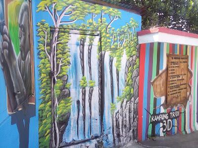 Kampung 3D Jodipan Malang