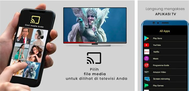 IR Universal TV Remote