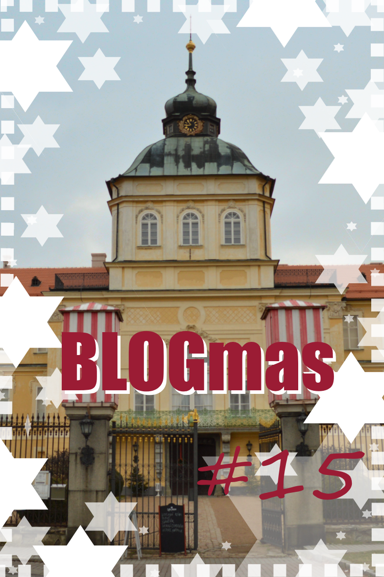 blogmas 2018, georgiana quaint, christmas tour castle, hořovice castle, hořovice advent