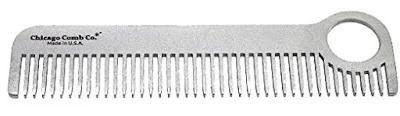 Metal Fine Hair Comb
