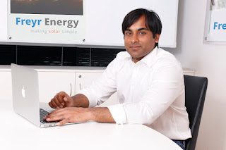 "Freyr Energy brings first of its kind Mobile application ""Freyr SunPro"" to citizens of Chandigarh to help spur entrepreneurship in Rooftop Solar Segment"