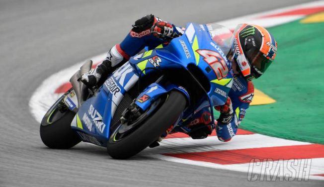 Alex Rins Juara MotoGP Inggris, Salip Marquez di Tikungan Terakhir