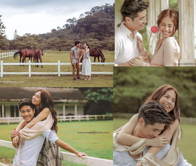 MUST SEE: Photos of Kaye Abad And Paul Jake Castillo's Unique Rustic-Themed Prenup Shoot!