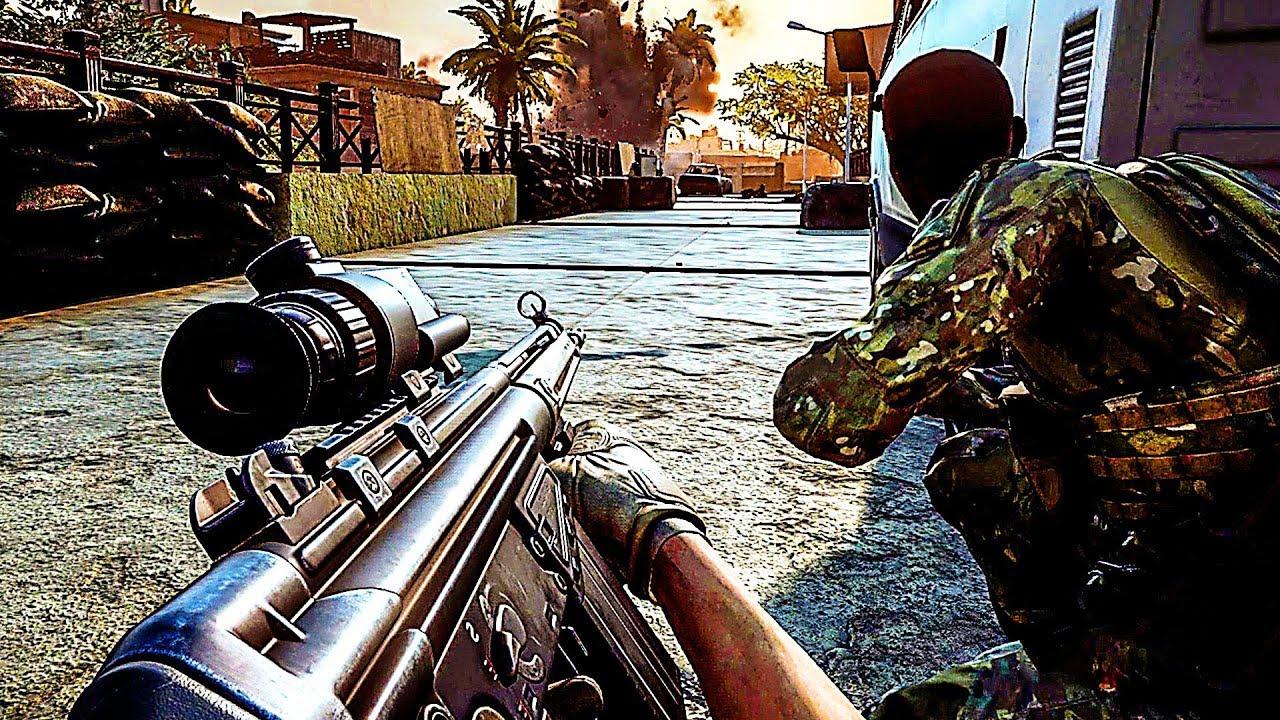 10 best co-op shooters for weak PCs