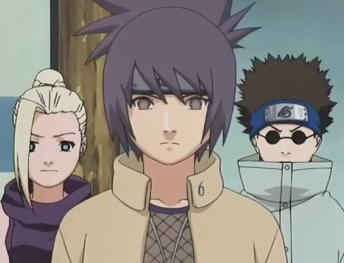 Naruto Episodio 170