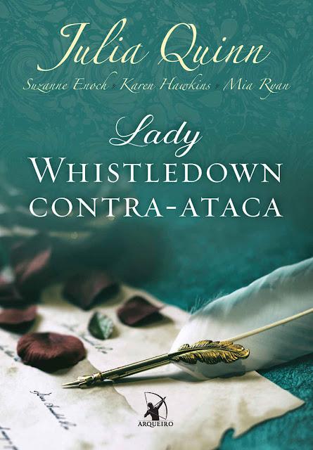 Lady Whistledown contra-ataca - Julia Quinn, Suzanne Enoch, Karen Hawkins, Mia Ryan