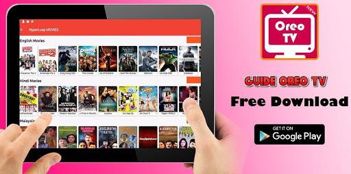 تطبيق Oreo TV أفضل تطبيق يمكنك من مشاهدة الأفلام والمباريات