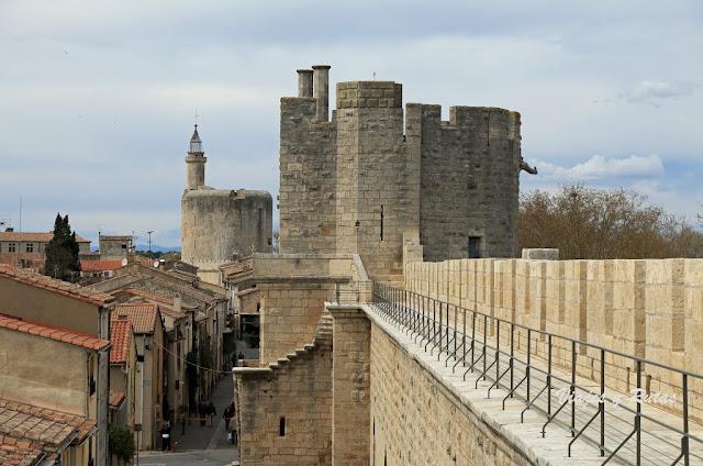 Puerta de San Antonio de Aigues-Mortes
