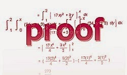 Mathematical Proof Puzzle
