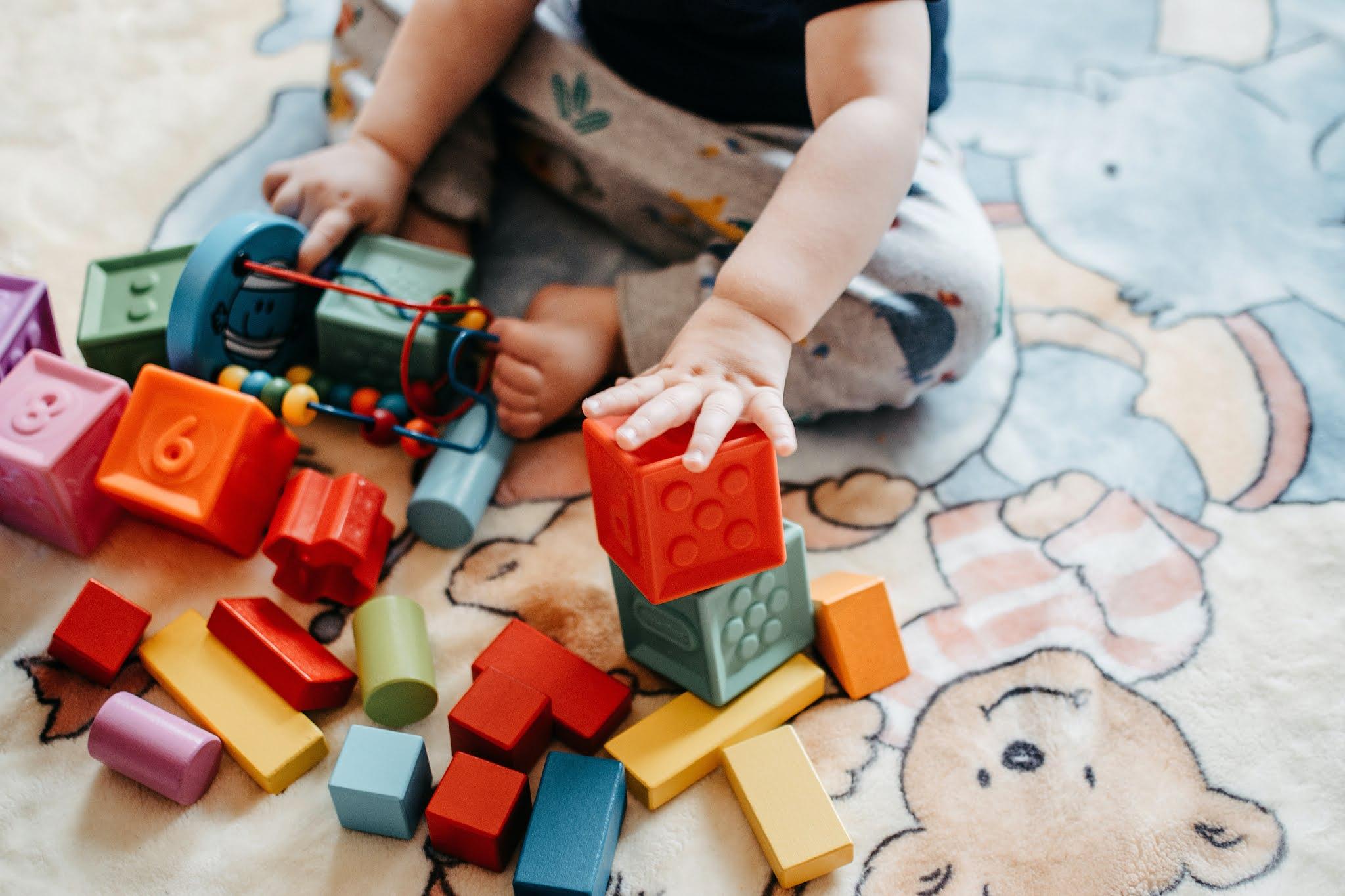Cuidar da criança em casa
