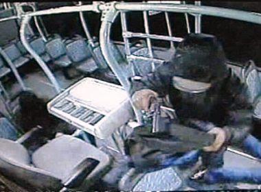 Três ônibus são assaltados no fim de semana em Alagoinhas