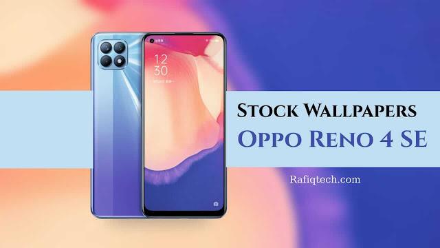 حميل خلفيات اوبو رينو OPPO Reno 4 SE الأصلية بجوة عالية الدقة