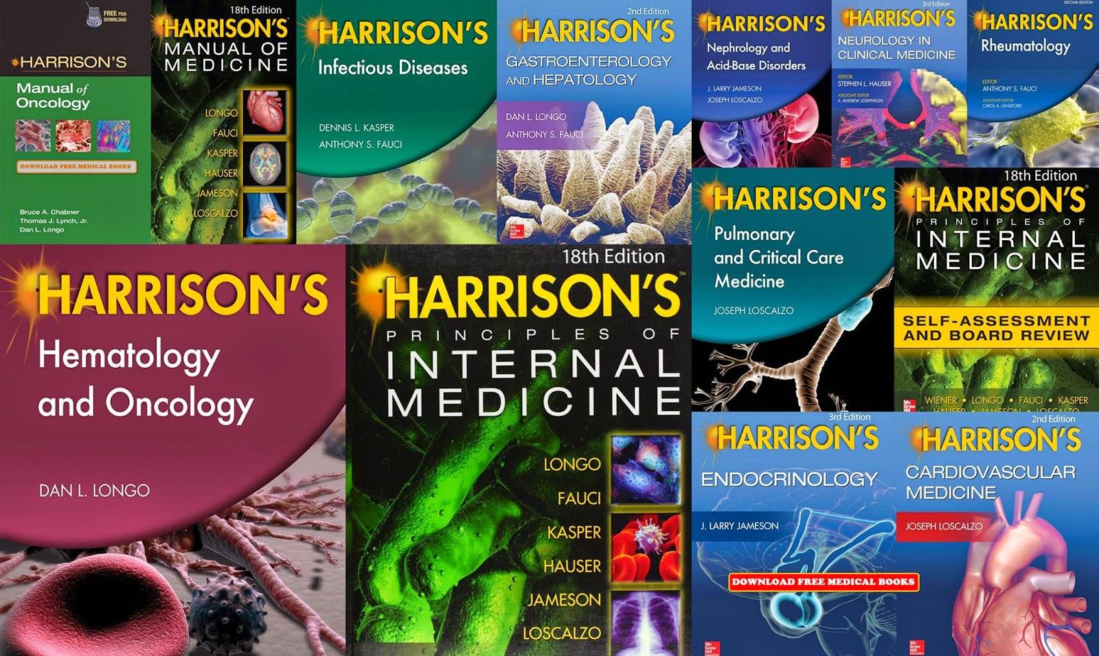 Harrison series (Harrison Books) - Ebooks Medical
