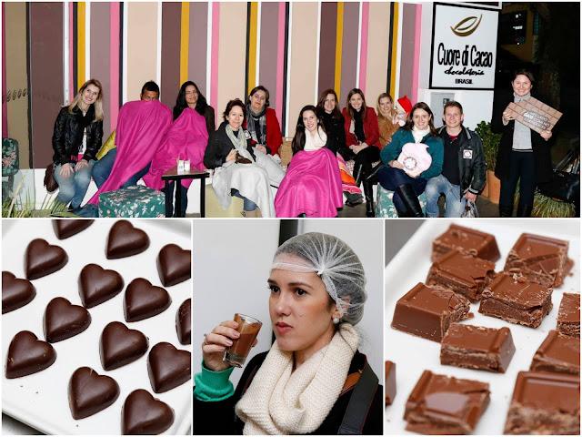 chocolateiras em curitiba