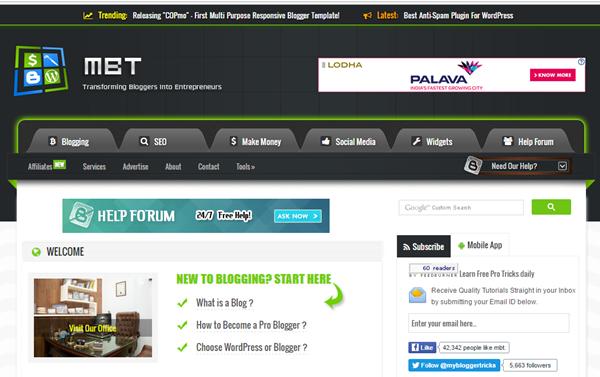 Kya Aap Jante hai Blogger Platform ka King kaun hai