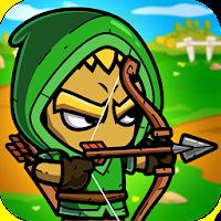 Five Heroes: The King's War v3.0.5 Apk Mod [Dinheiro Infinito]