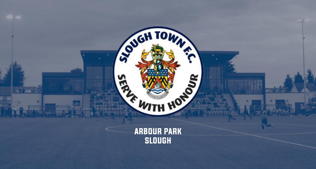 Arbour Park and Slough Town FC logo