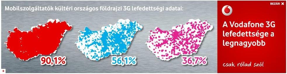 vodafone lefedettségi térkép Térképek: Lefedettség vodafone lefedettségi térkép