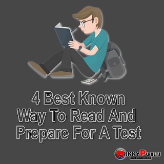 MOTIVATION : 4 Best Ways To Read And Prepare For A Test - Mikkyplanets