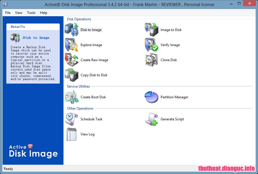 Download Active Disk Image Professional 9.1.2 Full Cr@ck