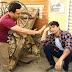 अंकुश भट्ट अपनी कॉमेडी हिंदी फिल्म  '3 देव' लेकर आ रहे हैं एक जून को।