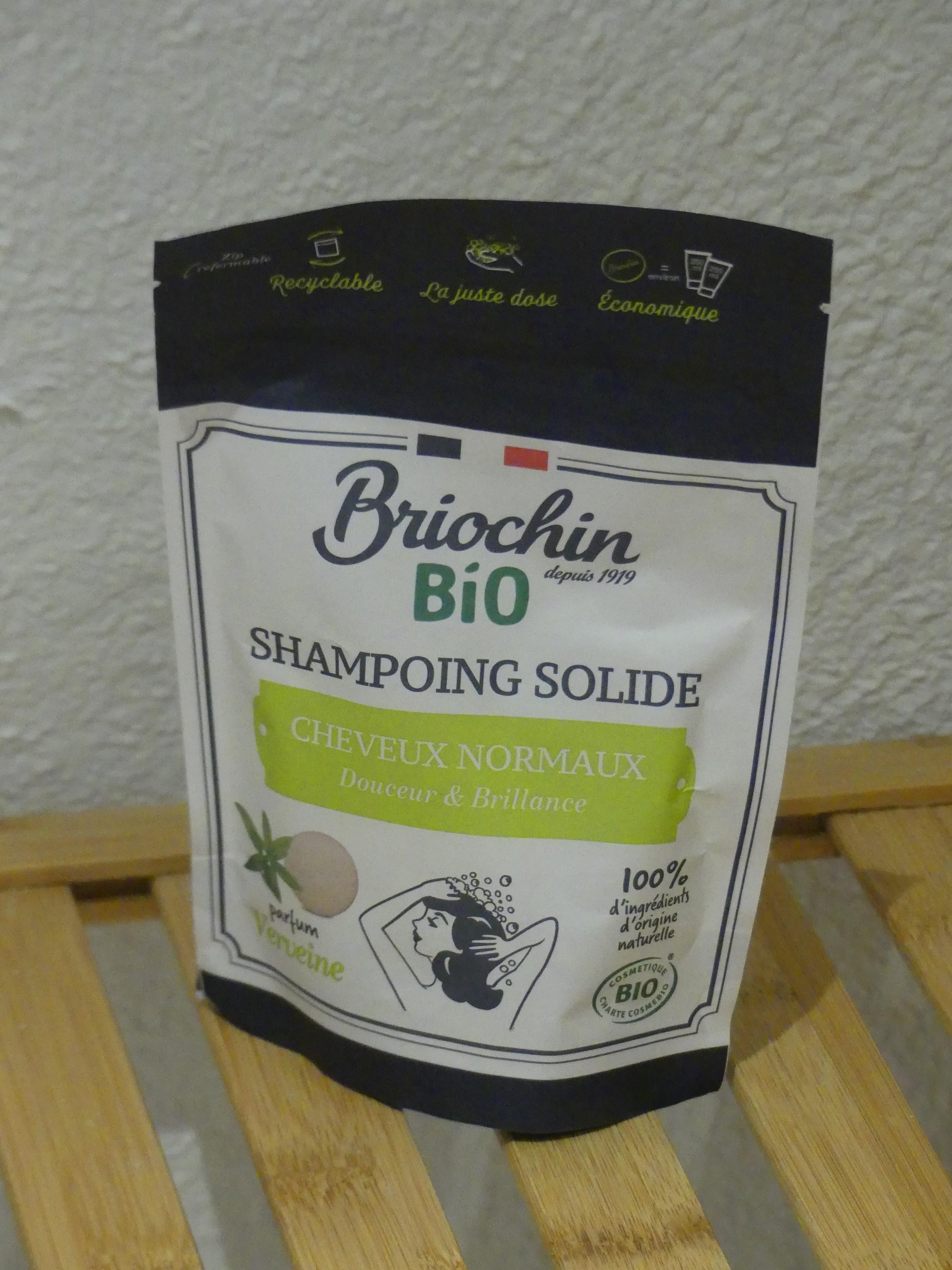 Briochin shampoing solide