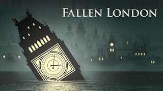 Promotional image for Fallen London