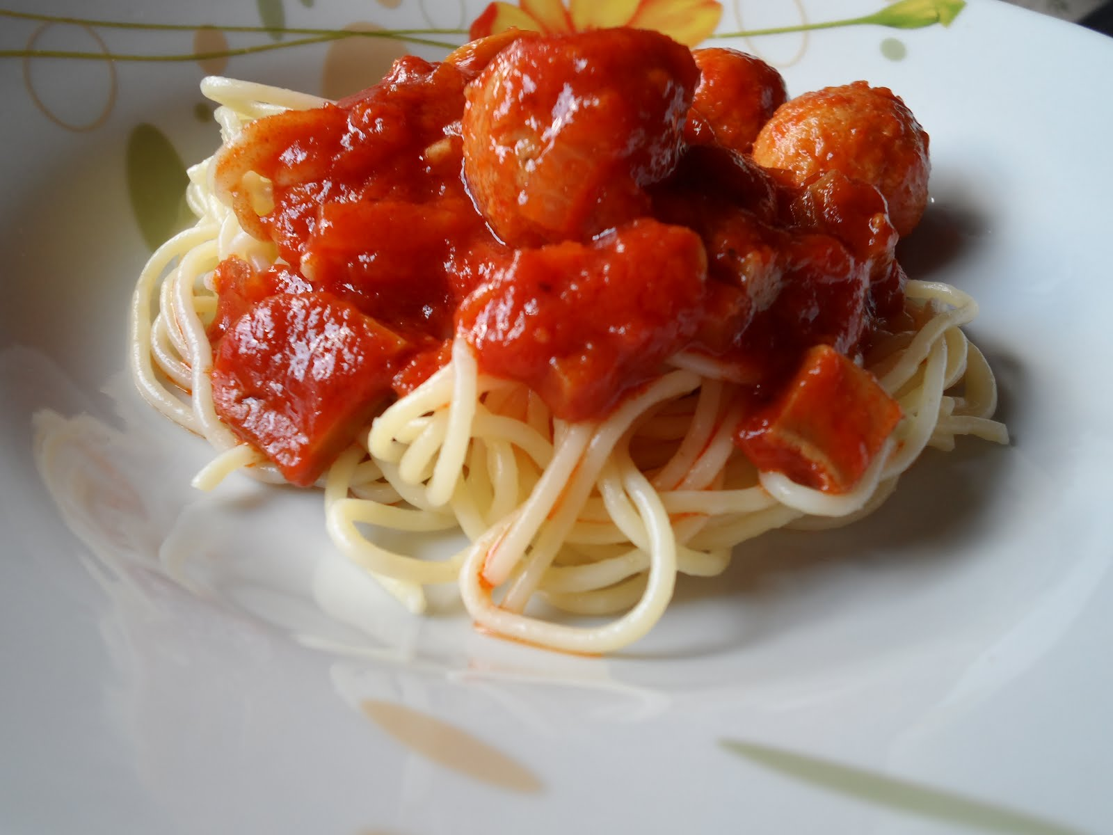 I M Jayjue Shi Resepi Spaghetti Bolognese