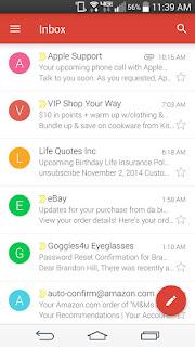 Membuat avatar otomatis berdasarkan inisial ala gmail mobile
