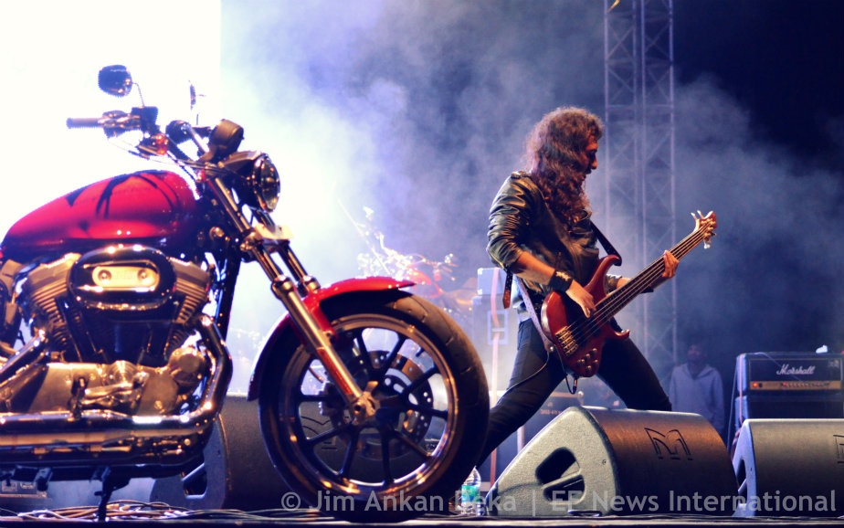 Harley Rock Riders, Bangalore, India - Jim Ankan Deka photo