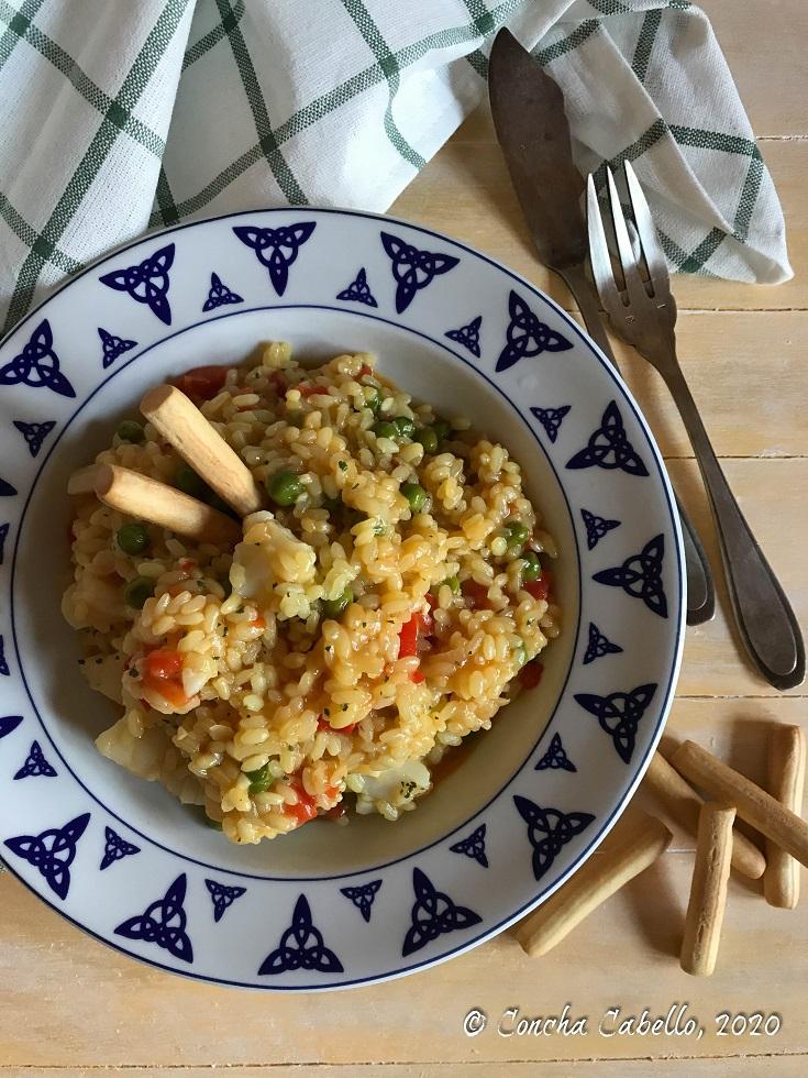 arroz-bacalao-azafrán