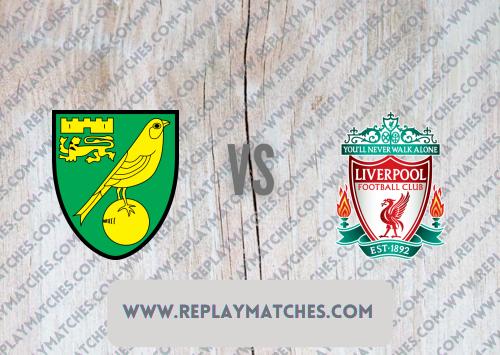 Norwich City vs Liverpool Full Match & Highlights
