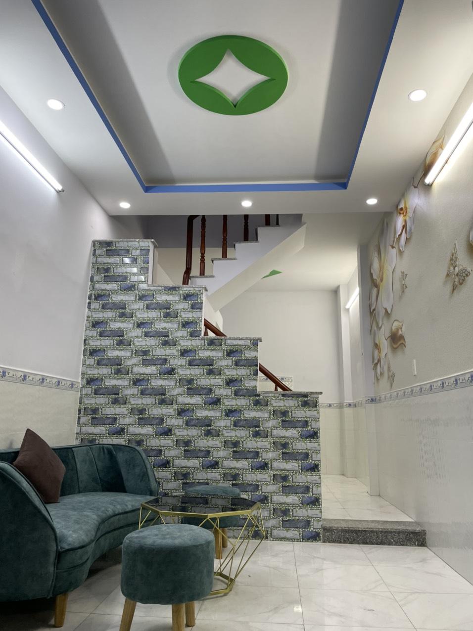 Bán nhà quận Bình Tân dưới 3 tỷ, hẻm 5m đường số 12 Bình Hưng Hòa A