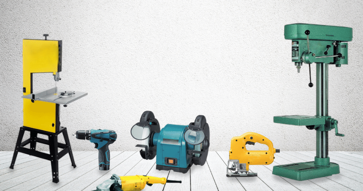 6 Machinery Tools to Have in Your Industry