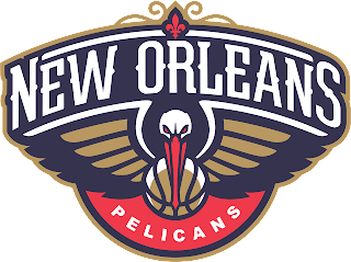 Baixar vetor Logo new orleans pelicans para Corel Draw gratis