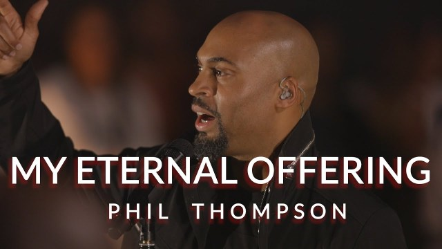 Phil Thompson – My Eternal Offering (Feat. Tamela Hairston)
