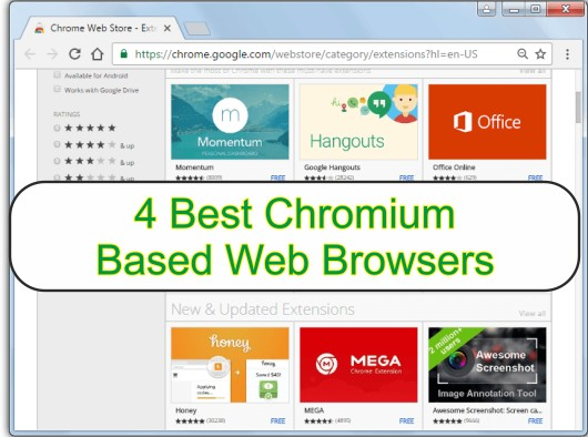 best-chromium-based-web-browser