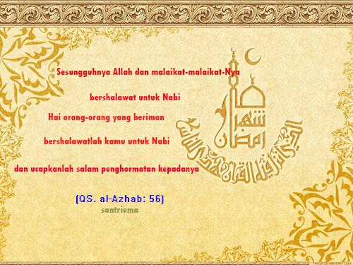 Contoh Teks Khutbah Jum'at Tentang Maulid Nabi Muhammad Saw Singkat Padat Terbaru 2018