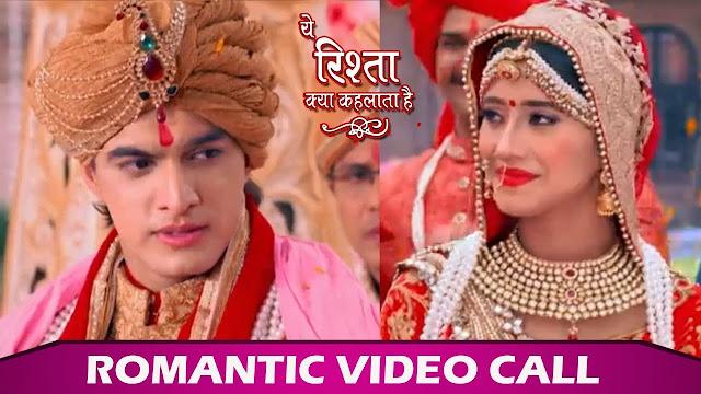 Good News: Kartik Naira's kite romance Vedika clean bowled in Yeh Rishta Kya Kehlata Hai