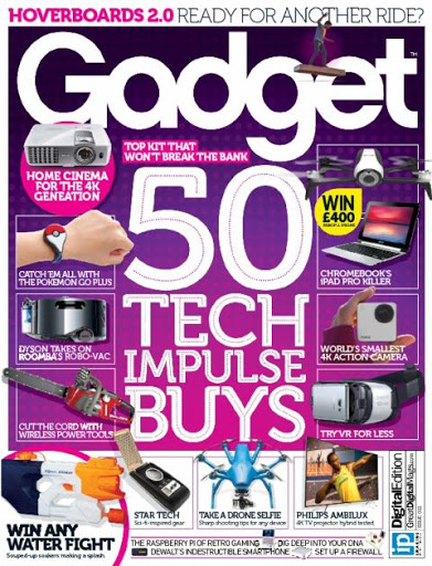 Download Gadget Magazine Issue 11 2016 PDF