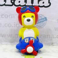 pmb beruang sepeda roda tiga