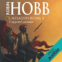 Couverture de L'assassin royal 1 en audio