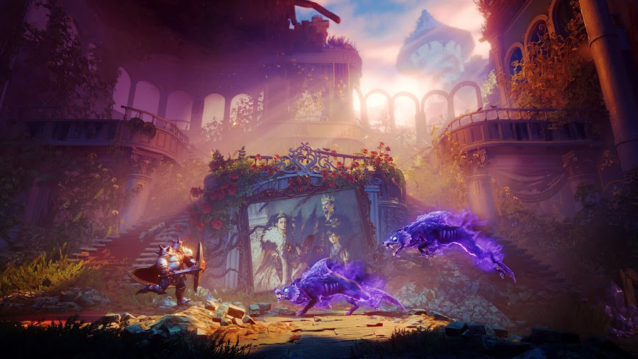 trine 4 nightmare prince pontius nightmare creatures pc steam switch pc ps4 xb1 frozenbyte modus games