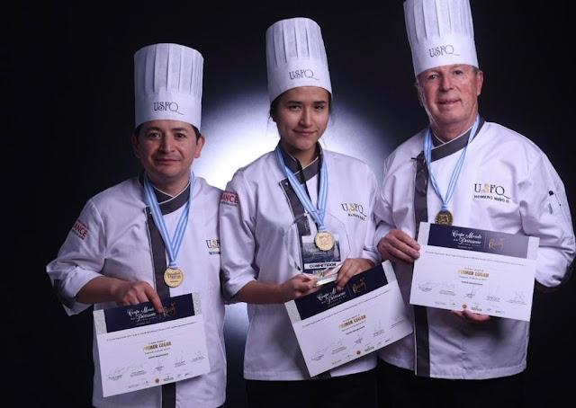 Ganadores del Bocuse D'Or y Coupe du Monde de la Pâtisserie
