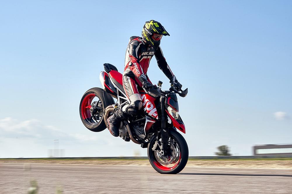 Ra mắt Ducati Hypermotard 950 RVE - 114 mã lực, chưa có giá bán