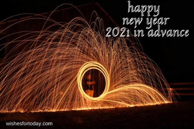 Happy new year 2021 in advance wishes pics