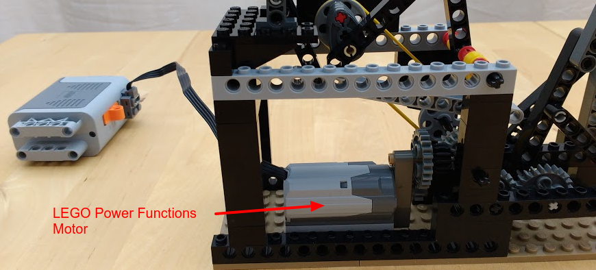 Making A Lego Sisyphus Kinetic Sculpture With Power Functions