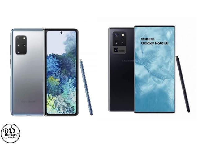 تأكيد موعد اطلاق Samsung Galaxy Note 20 و Galaxy Fold 2 فى 5 أغسطس القادم